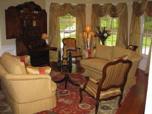 Larry Kushner Interior Design